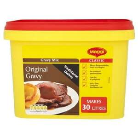 Maggi Original Gravy 2 Kg CHIP SHOP GRAVY (add on item) - £6.37 @ amazon