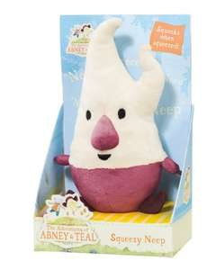 Abney and Teal Neep Feature Plush £3 add-on item Amazon