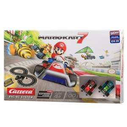 Mario Kart 7 RC Track Carrera racing system £19.99 B&M