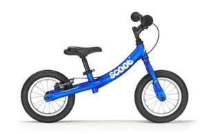 2014 Ridgeback Scoot Balance Bike ex-display Blue £54.99 ukbikesdepot