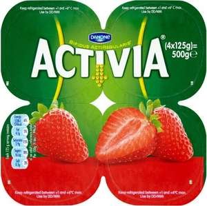 ** UNLIMITED ** Activia Yogurt for FREE @ Asda