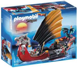 Playmobil Dragon Battle Ship 5481 £26.24 at Amazon