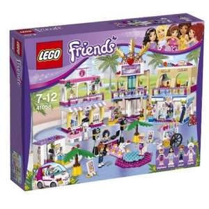 Lego friends shopping mall £51.99 Smyths instore