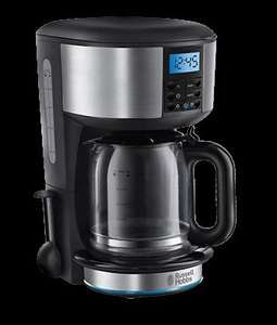 "Russell Hobbs ""Buckingham"" Coffee Maker £24.50 @ Tesco direct (free C&C)"