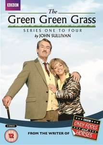 The Green Green Grass Series 1 - 4 DVD BOX SET £14.99 @ BASE