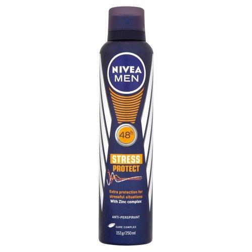 Nivea Men Stress Protect Deodorant 250ml £1.60 @ Amazon (add on item)