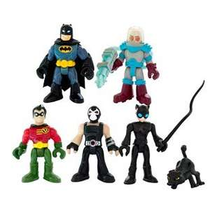 Imaginext DC Superfriends 5 Pack £10.39 at Smyths Toys instore only