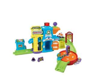 Vtech Toot Toot Police Station - Half Price in Sainsbury's - £12.50
