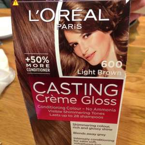 L'Oreal Casting Creme Gloss only £3.39 in Superdrug