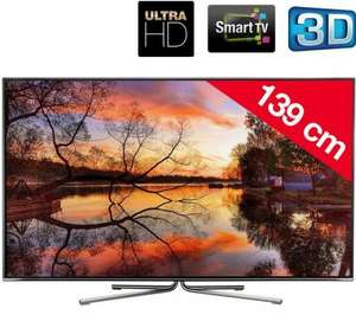 "4K CHANGHONG UHD55B6000IS - 55"" 3D Smart TV Ultra HD LED 4K TV  now £549 @ Pixmania"
