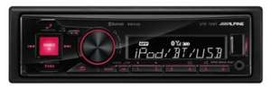 Alpine UTE-72BT Bluetooth drive-less car stereo £62.99 (£61 after TopCashBack) at Halfords