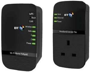(Refurb) BT Broadband Wi-Fi Home Hotspot 500 Kit £44.99 delivered @ eBay (the_phone_outlet)