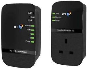 (Refurb) BT Broadband Wi-Fi Home Hotspot 500 Kit £44.99 delivered @ eBay (the_phone_outlet)