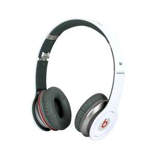Beats by Dre Solo HD Headphones in White Costco £59.89