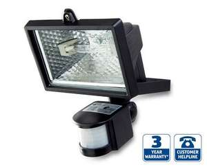 120W Halogen Floodlight  £6.99 @ aldi Thursday 25th