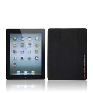 Vodafone McLaren Mercedes Genuine F1 Premium iPad Tablet Band Leather Folio Case £8 @ McLaren-Store / Ebay