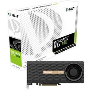 Nvidia GeForce Palit GTX 970 'Maxwell' 4GB Graphics Card £249.43 'Free Delivery' @ Micom