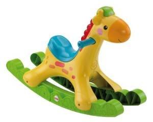 Fisher-Price Rockin' Tunes Giraffe half price at £24.99 delivered! Amazon