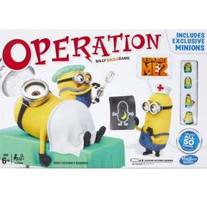 Despicable Me Minion Operation Game £16.99 @ B&M Stores
