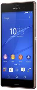 Sony Xperia Z3 UK SIM-Free Smartphone - Copper from amazon be quick :) £430.68