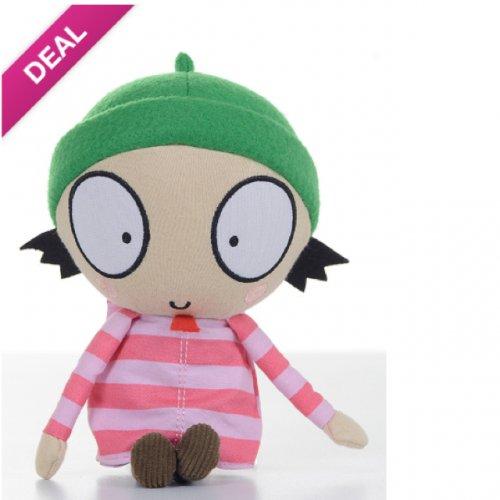 Talking Sarah toy from Sarah & Duck £6.99 @ BBC Shop