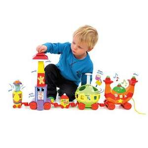 In the Night Garden Musical ninky nonk £34.99 @ Toys R Us