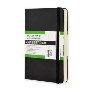 Free Delivery and Reduced City Notebooks for  £6.25 @ Moleskine