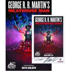 Meathouse Man (One Shot - Signed Art Card Edition) Signed by George R R Martin (Yep, Game Of Thrones George R R Martin) & Raya Golden only £2.90 @ Forbidden Planet
