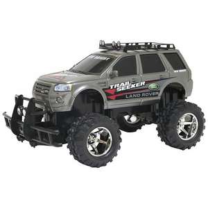 new bright land rover remote control car @ John lewis was £19.99 now £9.99