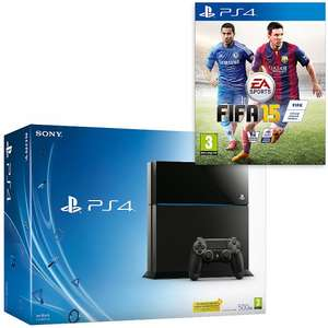 PS4 + FIFA 15 £329 with code @ Asda Direct