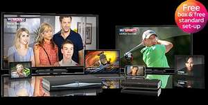 Its back - 12 months half price Sky Multiscreen + Free HD Box for existing customers