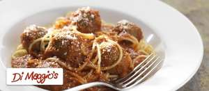 Di Maggio's 3 courses meal (glasgow only) £10 with 5pm.co.uk