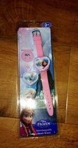 Frozen children's watches £2.99 from B&M bargains