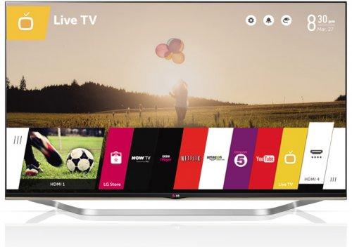 LG 55LB731V 55'' Full HD 3D WebOS SMART LED TV - £829 - ElectricShop.com - Seems identical to LG 55LB730V
