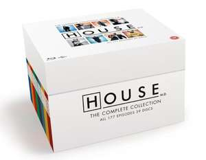 House - Complete Collection (Blu-Ray Boxset) - £67.70 @ Amazon