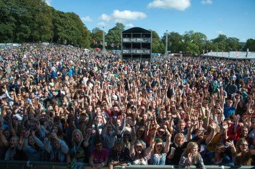 Bingley Music Live 2015 - £44