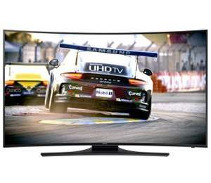 "Samsung UE55HU7200 55"" Curved 4K Smart LED TV £1499 @ Electricshop"