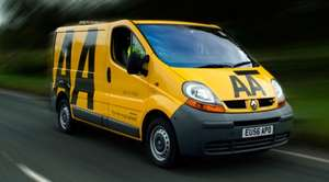 AA breakdown cover with free MOT  for £25.99 for a year,