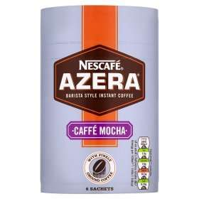 £1.50 Nescafe Azera Mocha 120g  NEW @ Asda