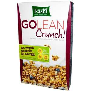 Golean Crunch! cereal - down from £4.50 now 68p - tesco instore
