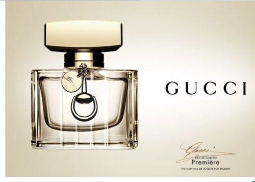 Free Sample of Gucci Premiere eau de toilette