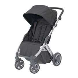 Oyster Jule Stroller - Black and tomato £114.99 @ kiddicare