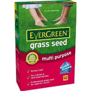 LOWEST PRICE EVER - EverGreen Multi Purpose Grass Seed 56 sq m Carton - £7.50 Delivered @ Amazon  (free delivery £10 spend/prime)