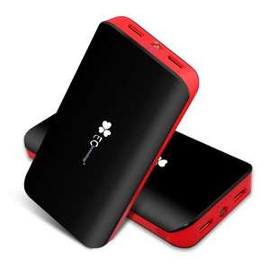 EC Technology® 22400mAh Portable Dual-Port Power Bank Ultra Compact External Battery Pack Charger Sold by EC Technology UK Store and Fulfilled by Amazon  £34.99 delivered