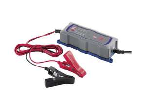 Ultimate Speed Intelligent Car Battery Charger only £13.99 from 2nd Oct @ Lidl
