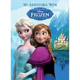 Frozen personalised book from IdentityDirect @ £14.99