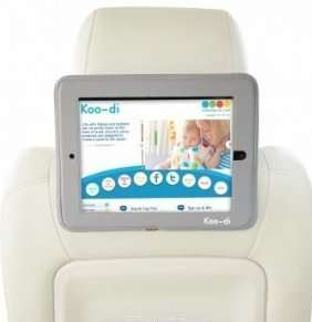 Koo-di Ipad Holder from Sirius Direct £12.83+ Free Delivery