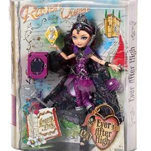 Ever After High dolls £8.33 @ Duncans Toy Chest