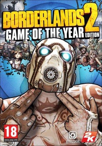 Borderlands 2 GOTY & Bioshock 2 (Steam) £7.44 @ Gamefly