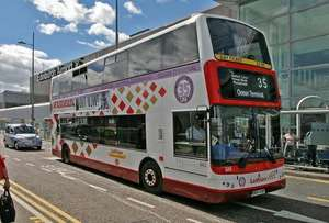 Edinburgh Lothian Bus and or Tram Travel Family DAYticket £7.50